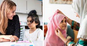 Noktara - Muslimisches Mädchen verunsichert, ob sie Schule oder Eltern gehorchen soll