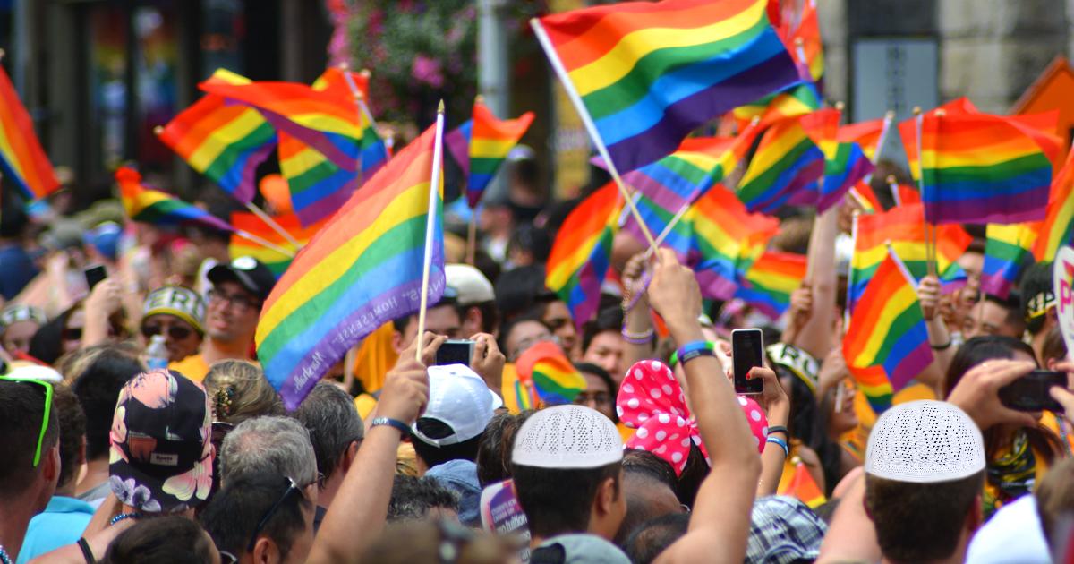 Mustafa Street Day: Erster Marsch für schwule Muslime