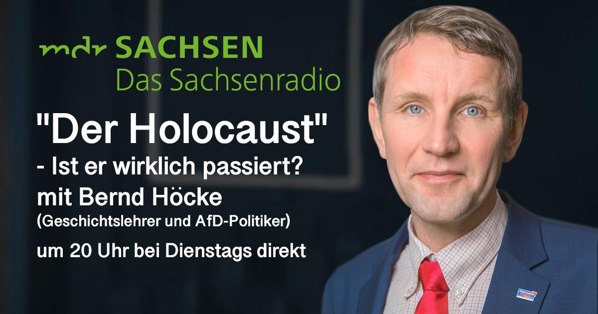 Noktara - Nächste Woche beim MDR Talk - Der Holocaust - Ist er wirklich passiert?