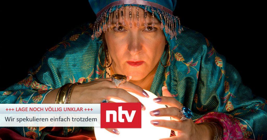 Noktara - N-tv lädt Hellseherin als Sicherheits- und Terror-Expertin ein