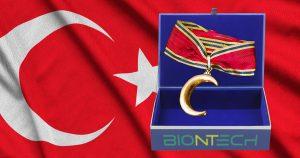 Noktara - Nach Bundesverdienstkreuz- Erdogan verleiht Biontech-Gründern türkischen Ehrenhalbmond