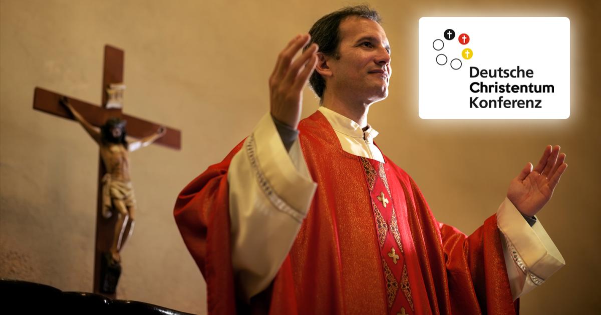 Noktara - Nach Islamkonferenz - Bald auch deutsche Christentumkonferenz - Priester