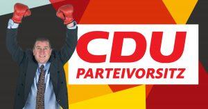 Noktara - Nach Spahn, Merz und Laschet kandidiert komplette CDU für Parteivorsitz