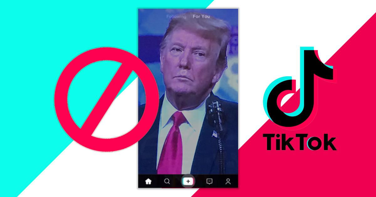 Noktara - Nach Twitter und Facebook- Trump auch noch auf TikTok gesperrt!