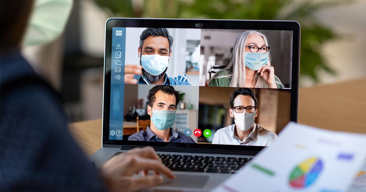 Noktara - Nach WhatsApp-Gruppenbeschränkung - Maskenpflicht in Zoom Meetings