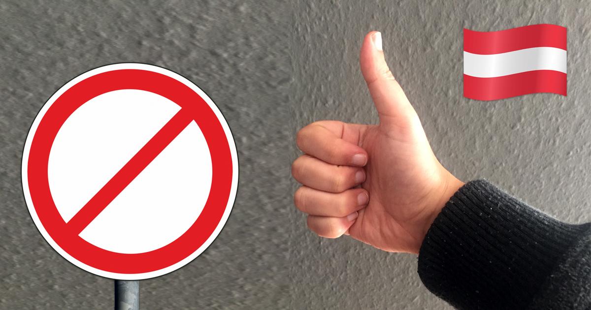 Noktara - Nach Wolfsgruß-Verbot - Weitere Handzeichen, die verboten werden - Daumen hoch
