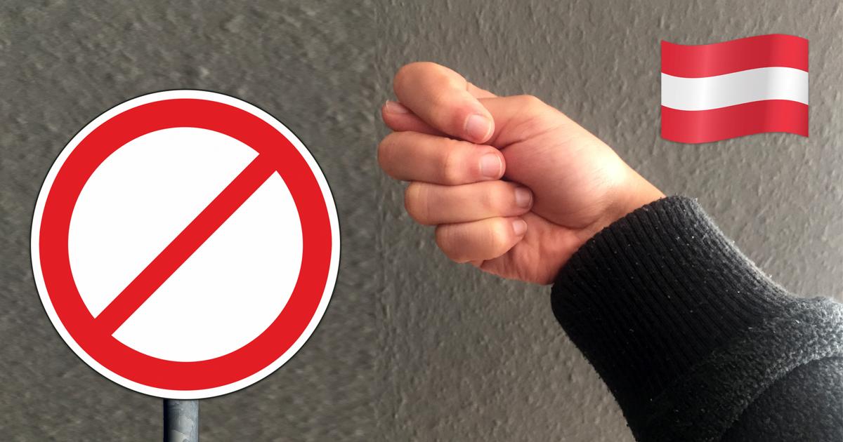 Noktara - Nach Wolfsgruß-Verbot - Weitere Handzeichen, die verboten werden - Nanash