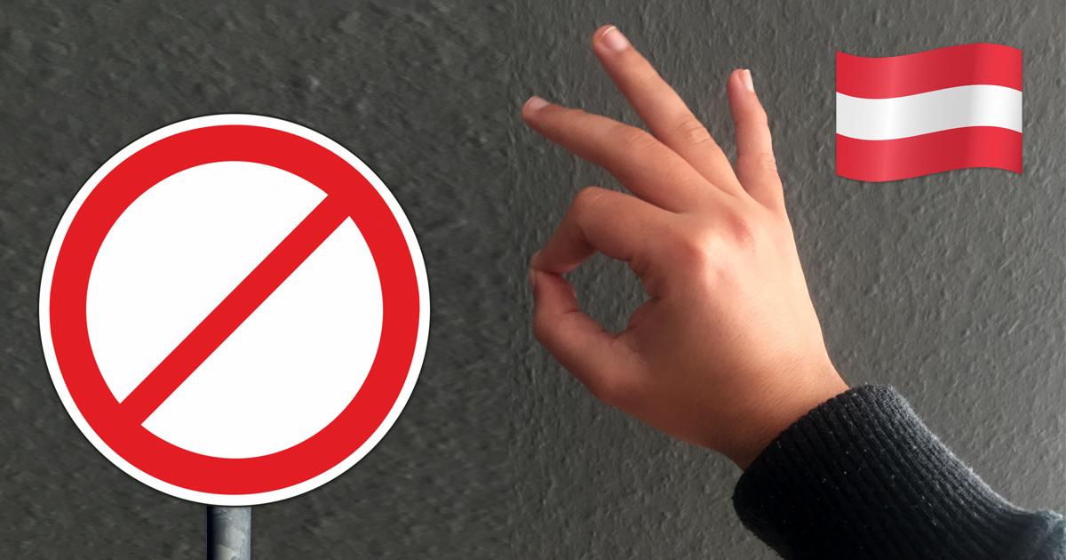 Noktara - Nach Wolfsgruß-Verbot - Weitere Handzeichen, die verboten werden - OK