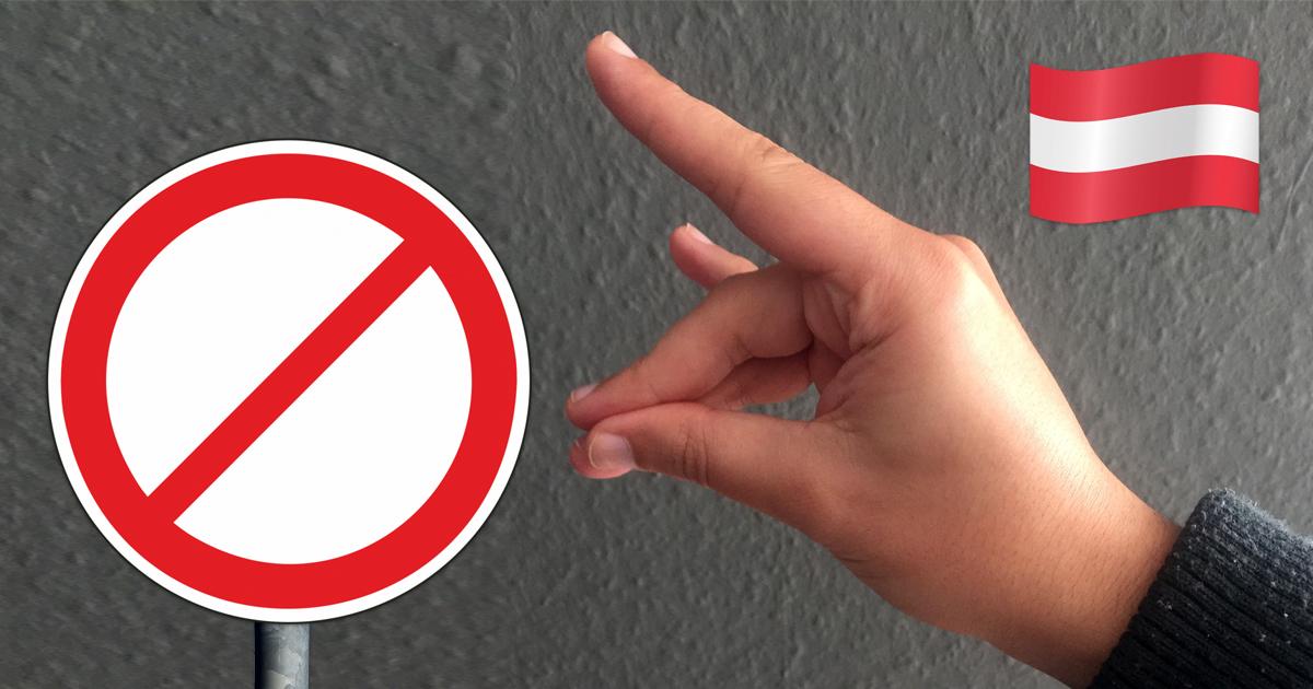 Noktara - Nach Wolfsgruß-Verbot - Weitere Handzeichen, die verboten werden