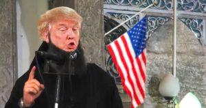 Noktara - Nach gescheiterter Wiederwahl - Trump ruft Kalifat aus