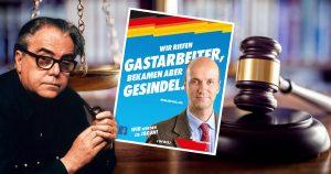 Noktara - Nachfahren von Max Frisch verklagen AfD wegen Gesindel-Zitat