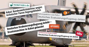 Noktara - Nachrichten aus dem Übermorgenland- Vorgestern Satire, heute Realität