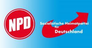 Noktara - Namensänderung - NPD stellt neues Parteilogo vor
