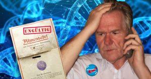 Noktara - Nazi macht DNA-Test und erfährt, dass er Ausländer ist