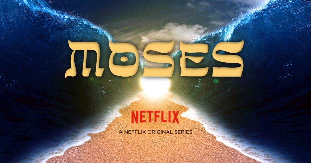 Noktara - Netflix plant Moses-Verfilmung- Soll ein Meerteiler werden