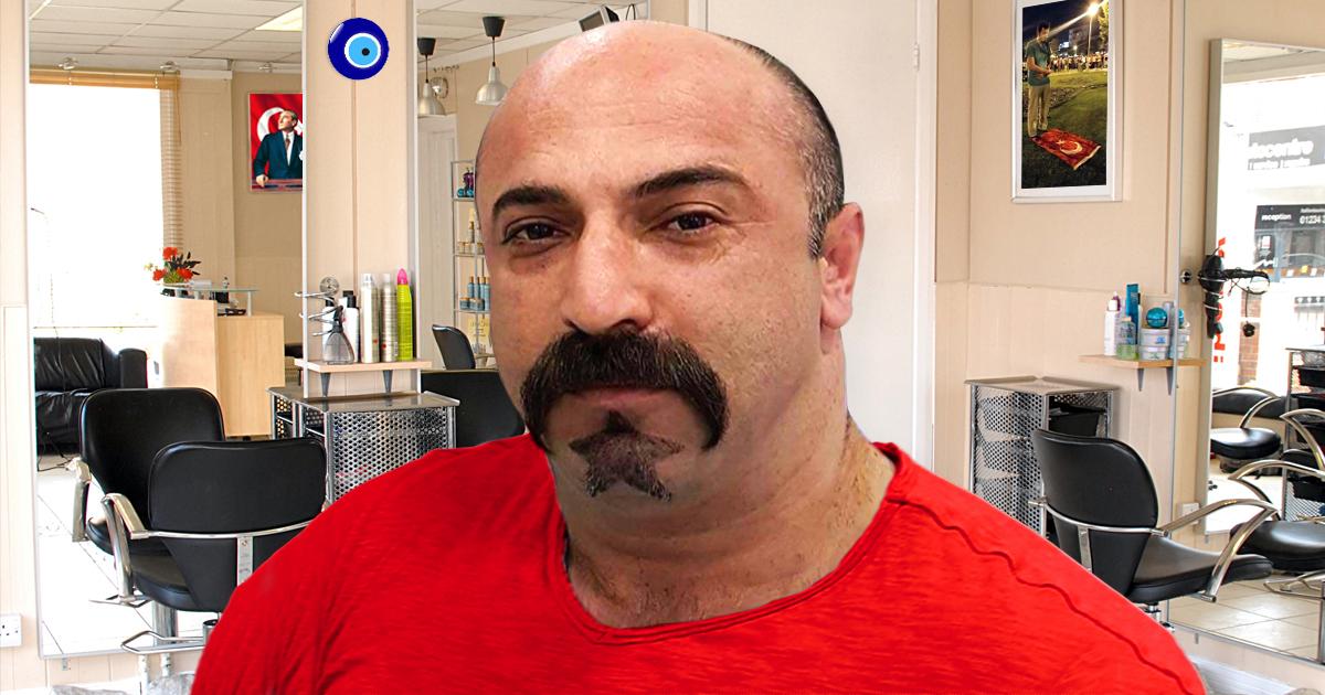 Neuer Trend: Nationalstolze Türken rasieren sich diesen Bart
