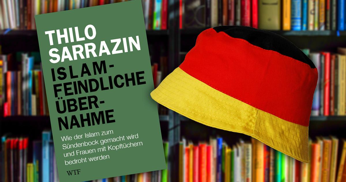 Noktara - Neues Buch von Sarrazin versehentlich mit falschem Titel veröffentlicht - Hutbürger