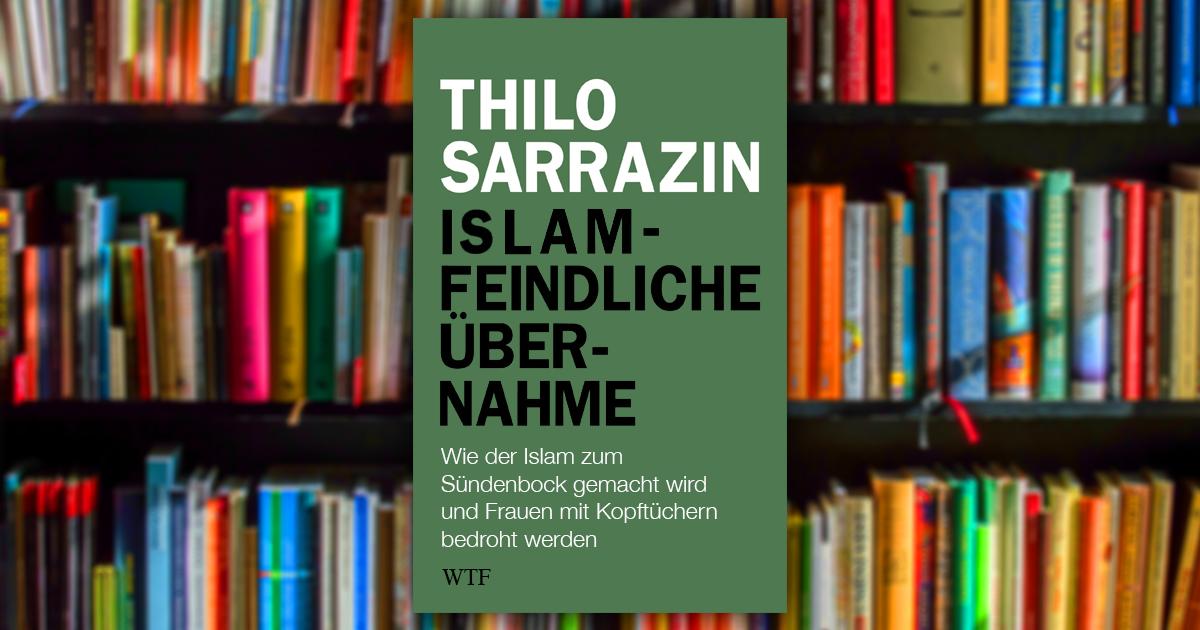 Noktara - Neues Buch von Sarrazin versehentlich mit falschem Titel veröffentlicht