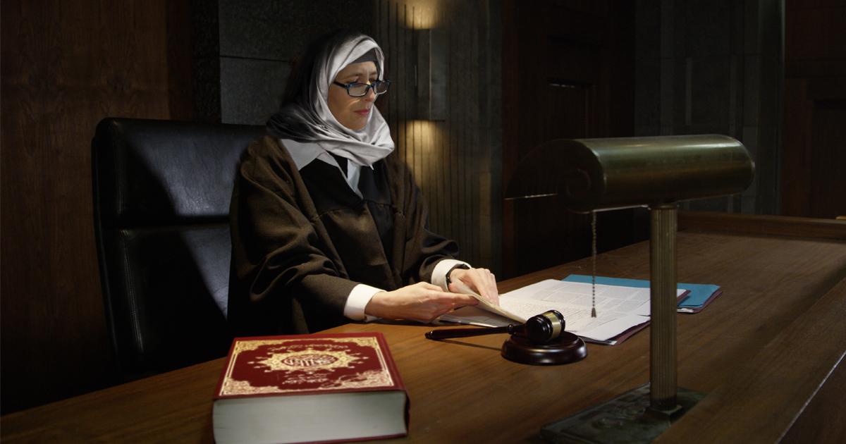 Noktara - Neutralitätsgesetz gekippt- Muslimische Richterin darf Kopftuch tragen