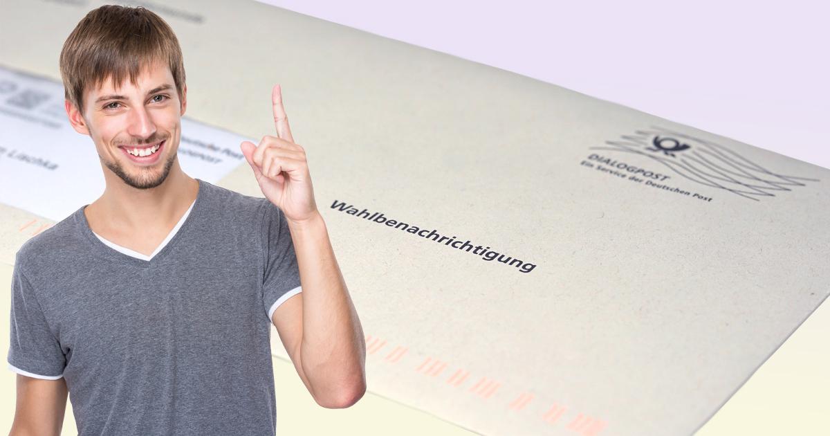 Noktara - Nichtwähler beantragt Briefwahl-Unterlagen, um keine Stimme abzugeben