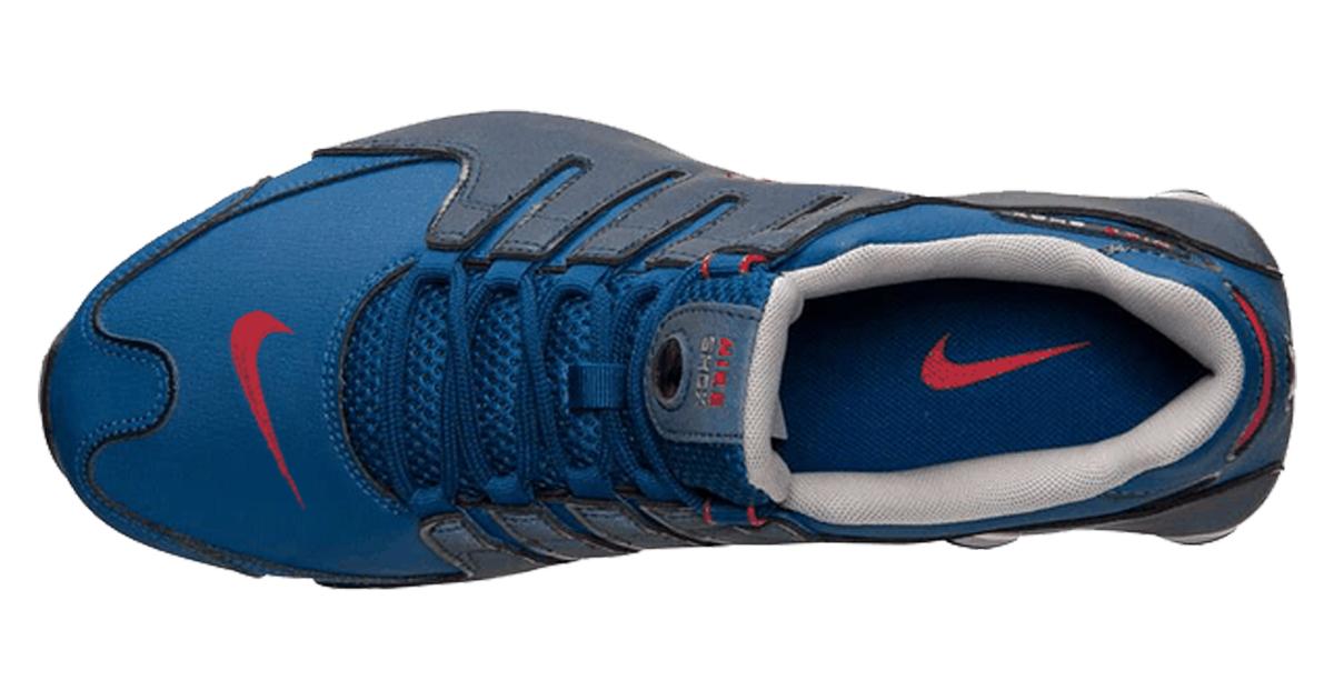 Noktara - Nike Shox AfD-Farben