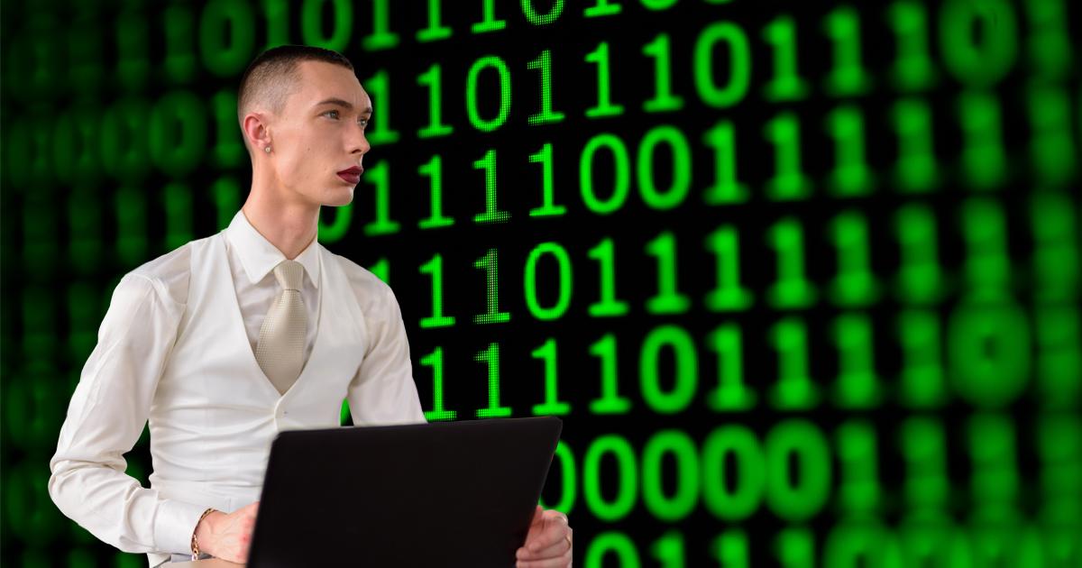 Noktara - Non-Binäre-r Informatiker-in scheitert an Dualsystem