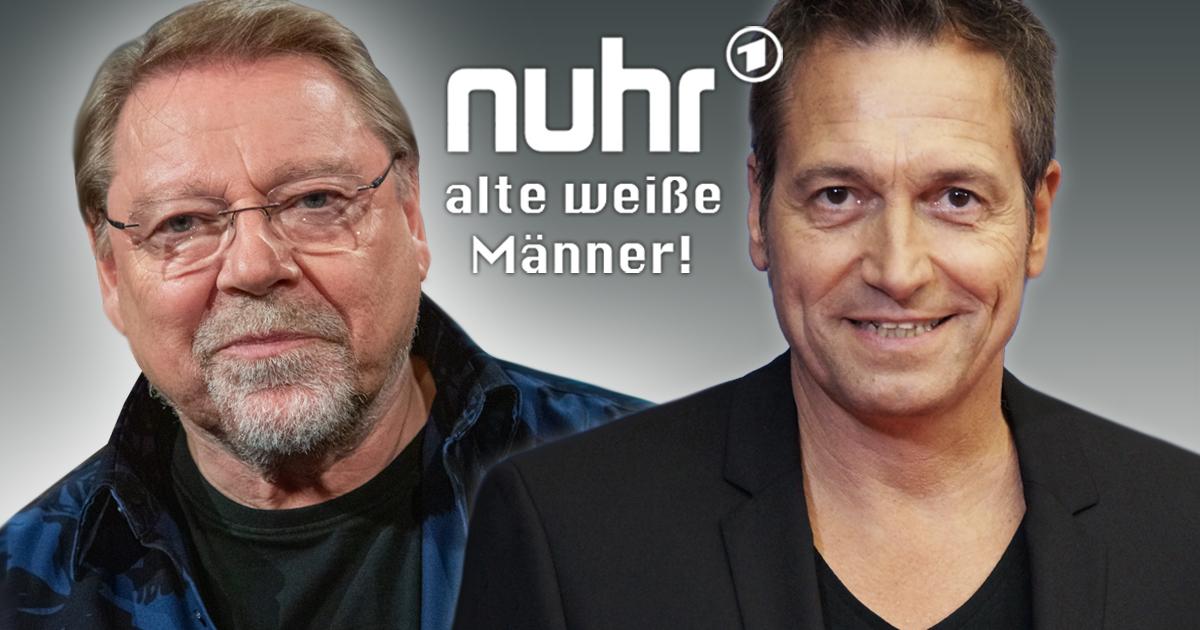 Noktara - Nuhr alte weiße Männer - Jürgen von der Lippe und Dieter Nuhr mit gemeinsamer Comedy-Show