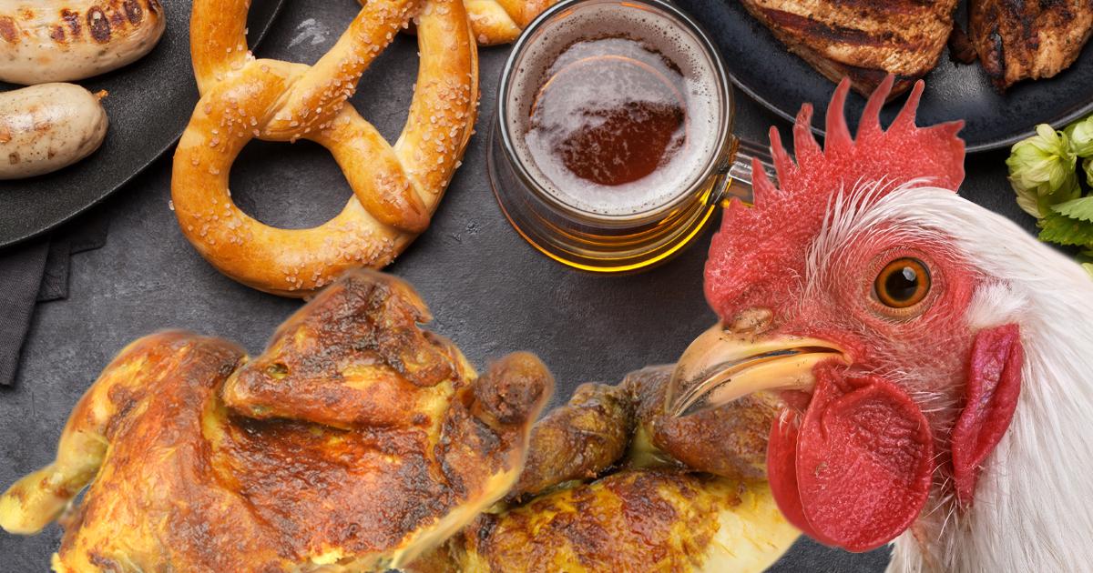 Noktara - Oktoberfest abgesagt- Halbe Millionen Hendl atmen wegen Corona auf