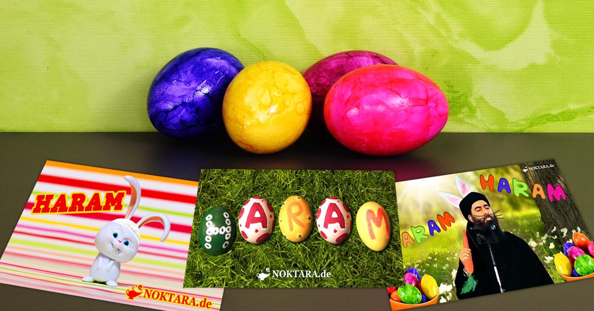 Ostern: 7 teilenswerte islamische Festgrüße