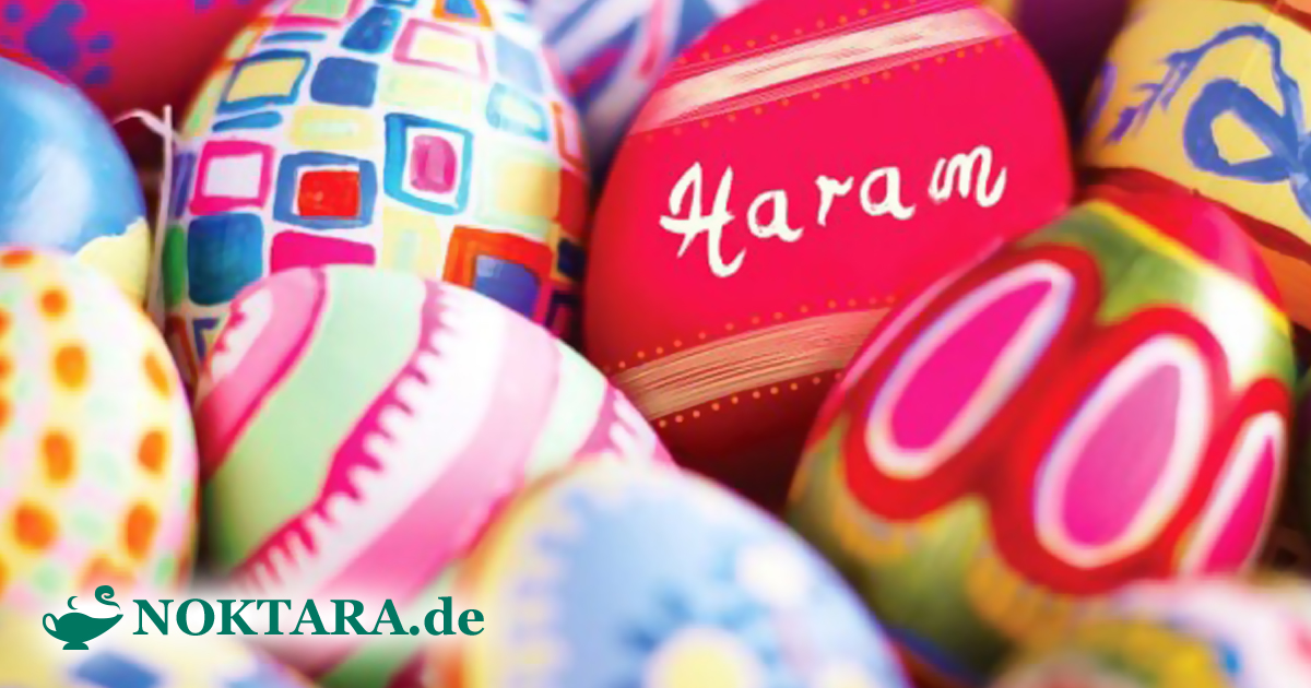 Ostern: 7 islamische Festgrüße