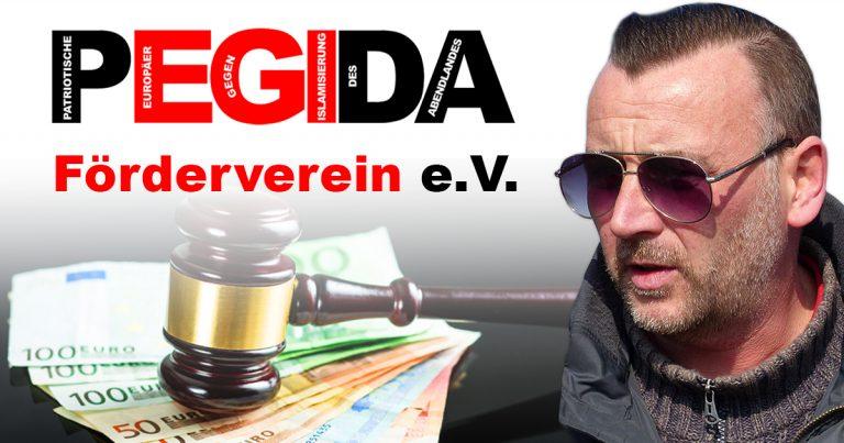 Noktara - PEGIDA verliert Gemeinnützigkeit und muss Steuern nachzahlen