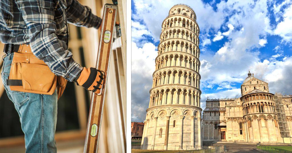 Noktara - PISA-Studie- Italienischer Turm immer noch schief