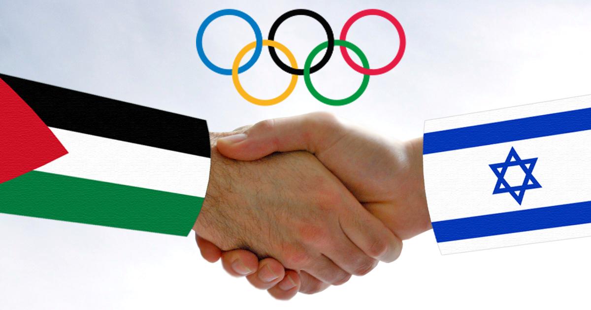 Palästina und Israel planen gemeinsames Team für olympische Spiele