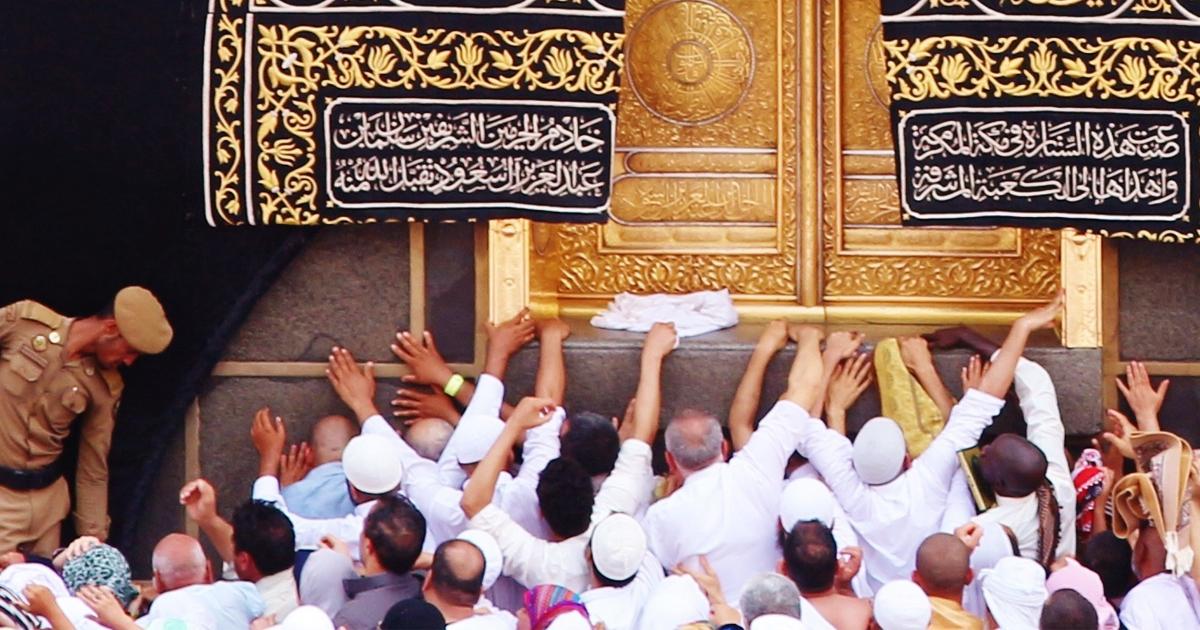 Noktara - Mekkapilger berührt die Kaaba und bleibt der selbe Mensch wie vorher