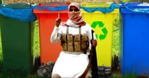 Noktara - Plastikfasten - IS verzichtet im Ramadan auf Plastiksprengstoff