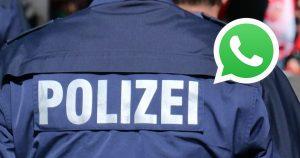 Noktara - Polizei-Chat aufgedeckt, in dem keine rassistischen Inhalte geteilt werden