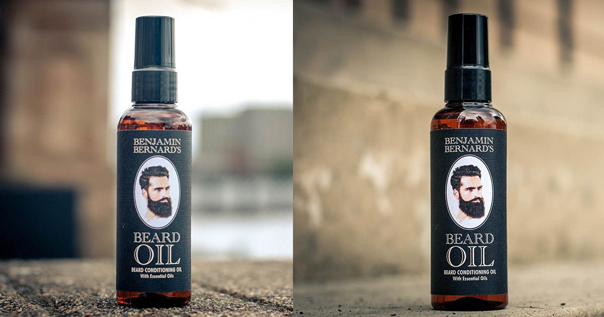 Bartöl - Geschenkideen für Muslime