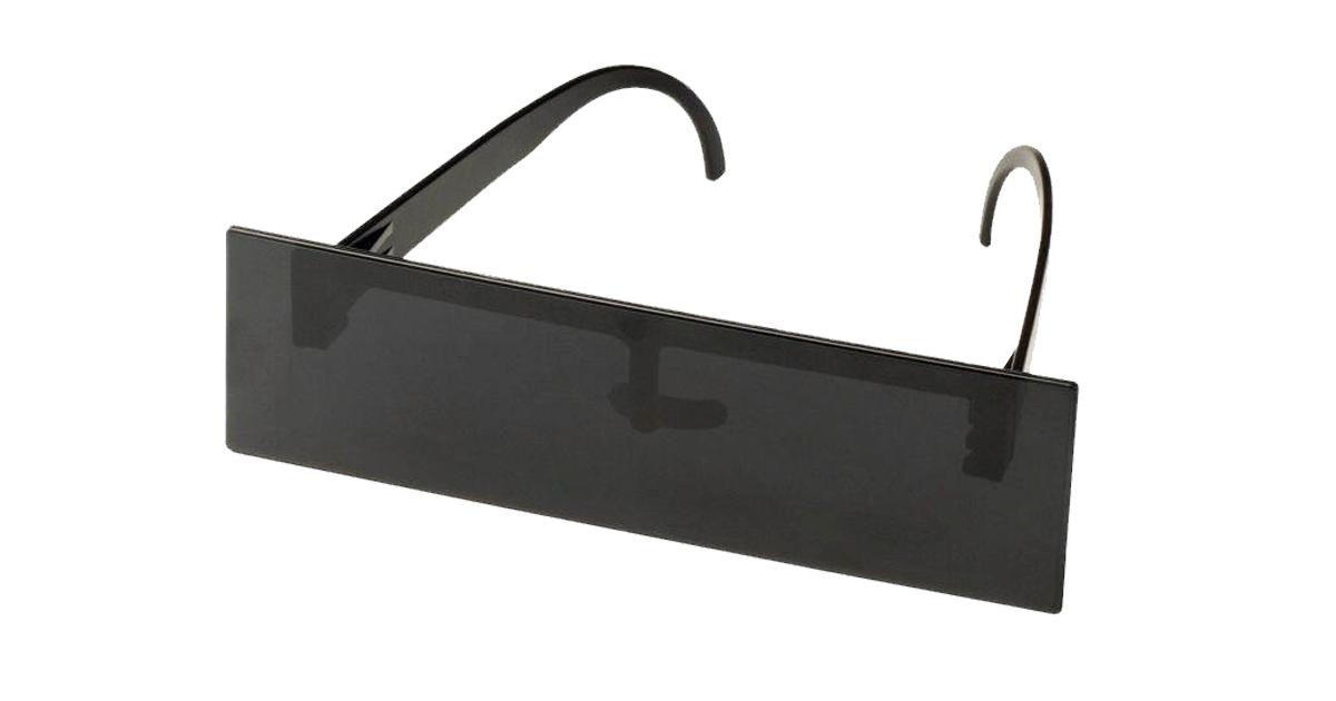 Zensierbrille - Geschenkideen für Muslime