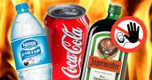 11 Produkte, die Muslime aus religiösen Gründen boykottieren