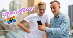 Noktara - Proud Boys- Schwule Nazis feiern gekaperten Hashtag