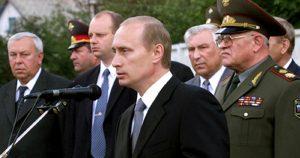 Noktara - Putin- Wenn wir Nawalny vergiftet hätten, wäre er nicht mehr am leben