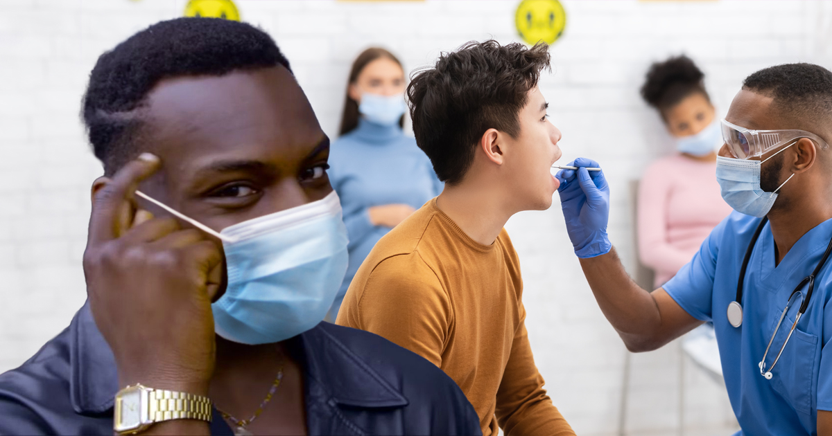 Noktara - Querdenker glaubt nicht an COVID zu erkranken, wenn er sich nicht testen lässt