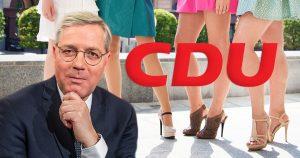 Noktara - Röttgen erwägt auch Frauen in die CDU aufzunehmen