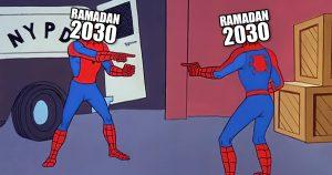 Noktara - Ramadan 2030- In diesem Jahr wird Ramadan doppelt gefastet