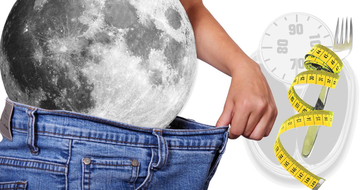 Ramadan-Diät: Mond nimmt nach ½ Fastenmonat ab