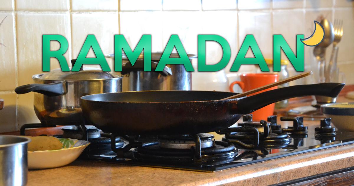 Ramadan Rezept: Was man in der Fastenzeit unbedingt essen sollte!