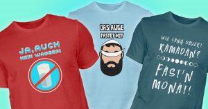 Noktara - Ramadan-Shirts- Dein Style für die Fastenzeit