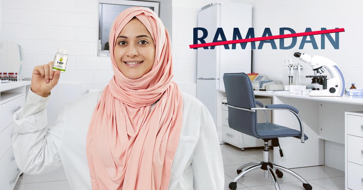 Noktara - Ramadan-Tabletten- Diese Pillen zügeln deinen Hunger beim Fasten