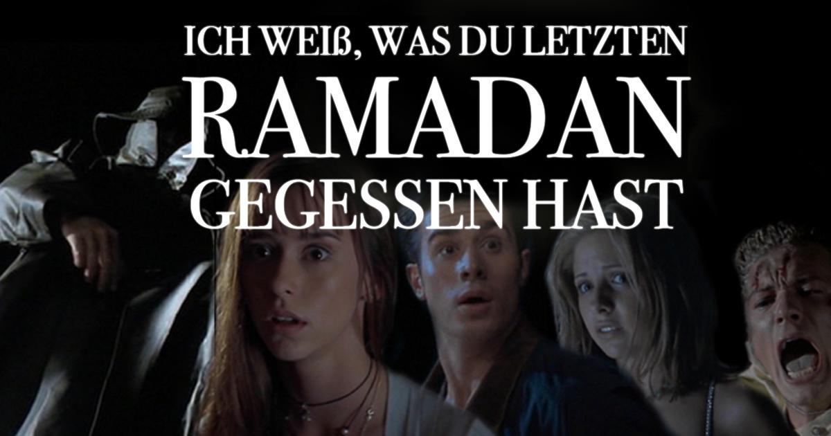 Noktara - Ramadanfilme - Ich weiß, was du letzten Ramadan gegessen hast