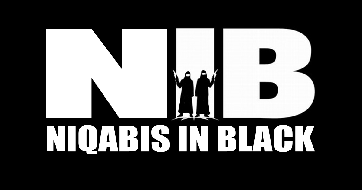 Noktara - Ramadanfilme - NIB - Niqabis in Black - MIB - Men in Black